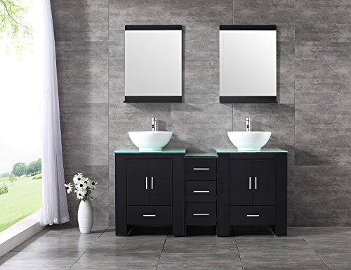 Vanity Washbasin - Sliverylake 60