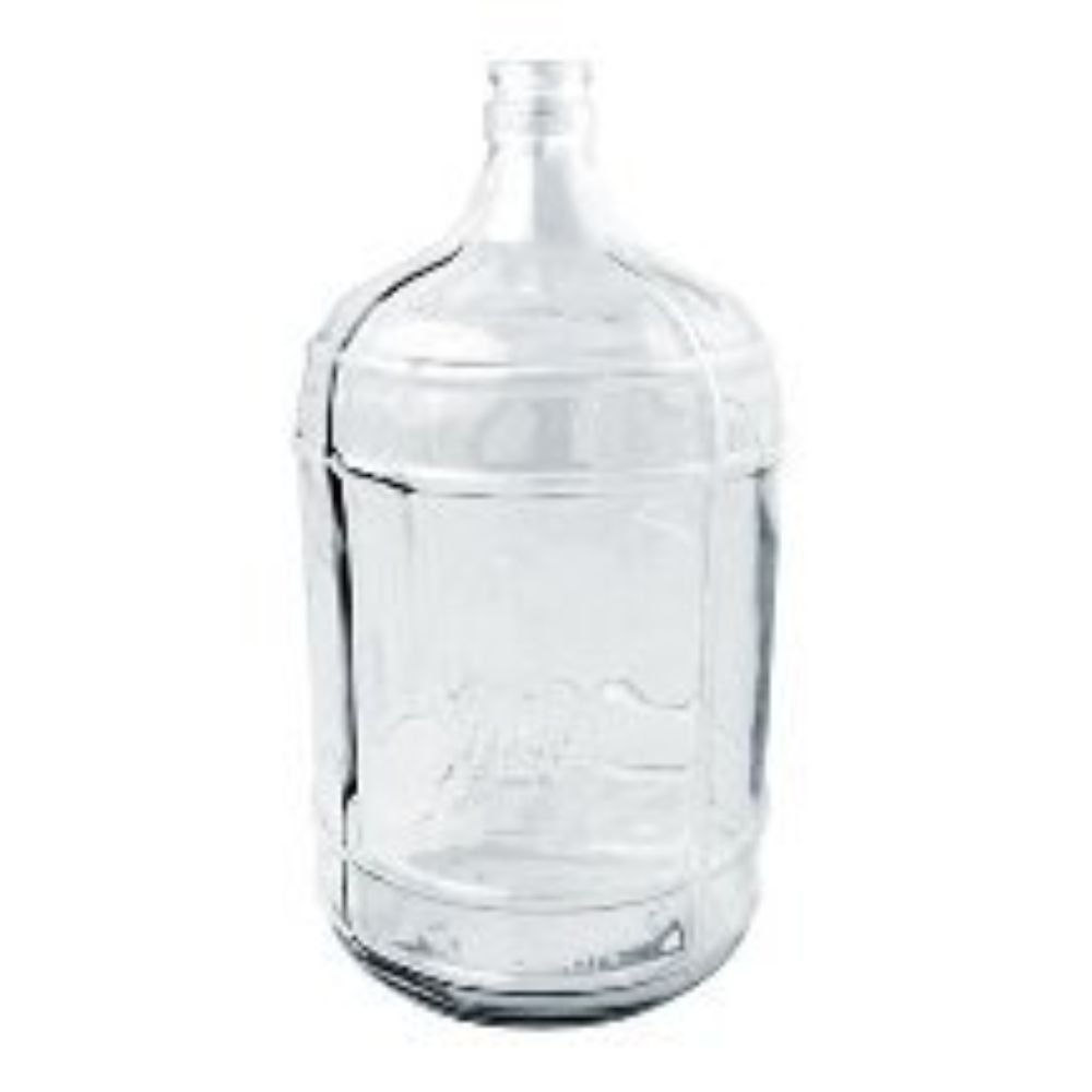 Monster Brew Home Brewing Supplies Five gal Glass Carboy