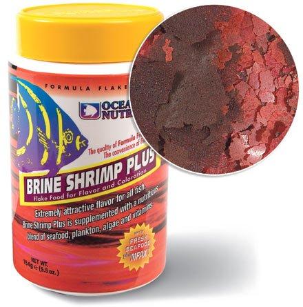 Picture of Ocean Nutrition Brine Shrimp Plus Flake 2.5 oz.