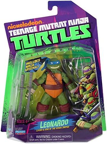 Amazon.com: Muñeco Tortugas Ninja, Leonardo: Toys & Games