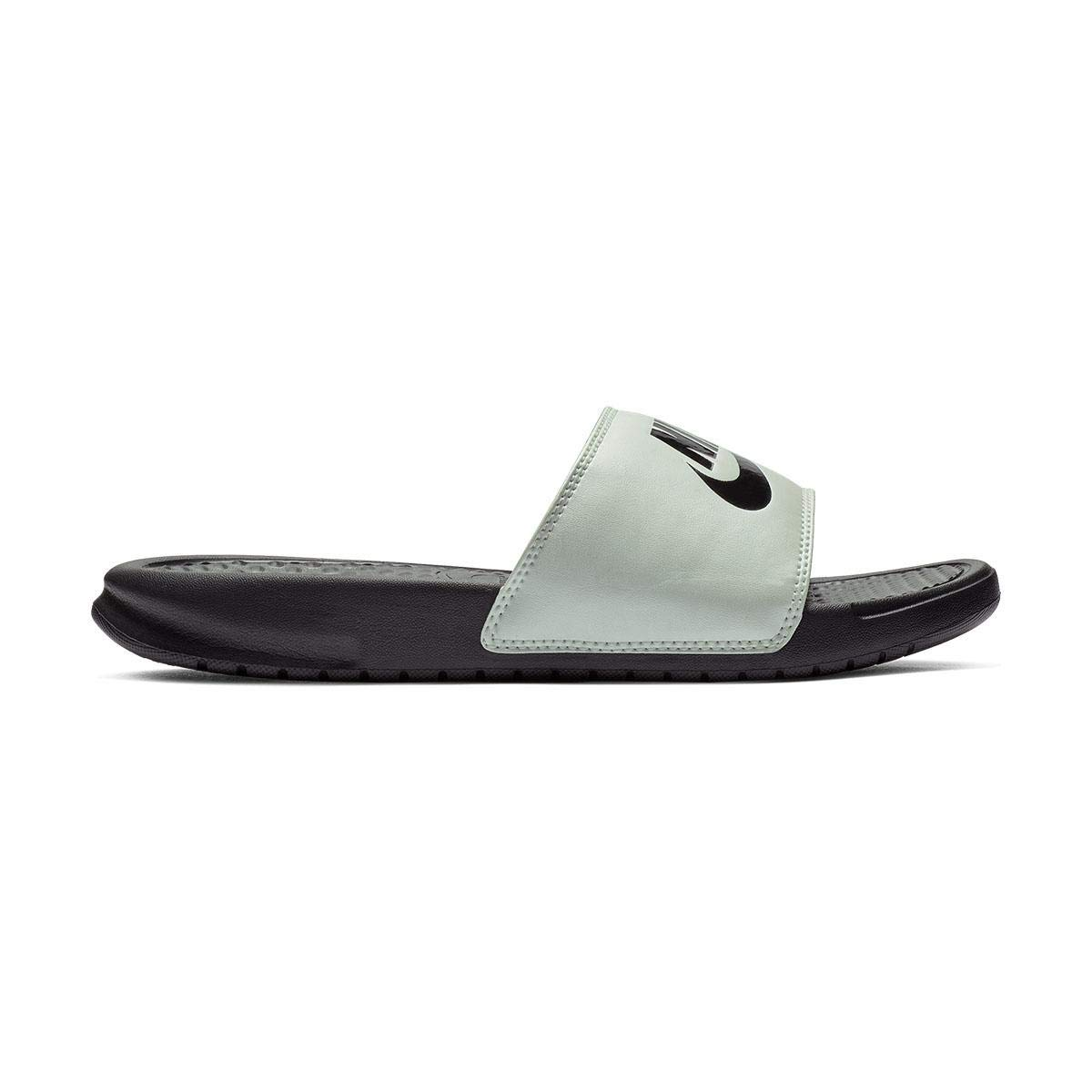 44efc38ee425 Amazon.com  NIKE Women s Benassi Just Do It Synthetic Sandal  Shoes