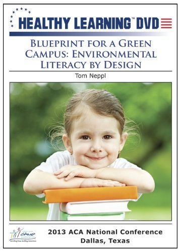 Blueprint For A Green Campus  Environmental Literacy By Design By Tom Neppl