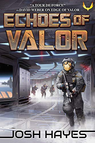Echoes of Valor: A Military Sci-Fi Thriller (Valor Book 2)