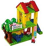Smoby - 7/800057076 - Le Jardin D'enfants De Peppa Pig - 75 Pièces