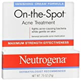 Neutrogena On-The-Spot Acne Treatment, Vanishing Formula, 0.75 Ounce (Pack of 3) Review