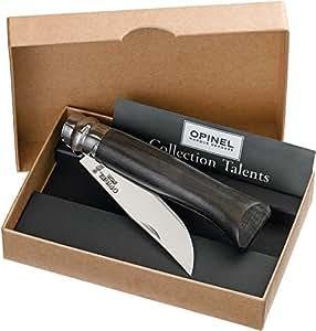 Amazon.com: Opinel - Cuchillo de bolsillo plegable de acero ...