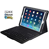 Best  - Eoso Keyboard Case for iPad 10.5 Folding PU Review