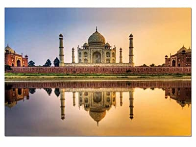 2000 Piece Puzzle - Taj Mahal India from Educa
