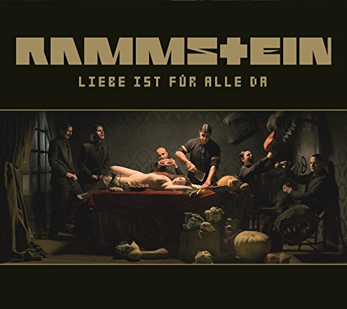 Liebe Ist Für Alle Da (Int'L Standard Edition) (Fur Album)