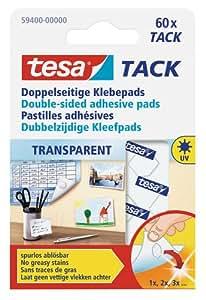 TESA 59400-00002-00 Transparente - Cinta adhesiva (Transparente)