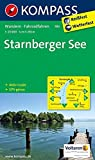 Starnberger See: Wander- und Radkarte mit Aktiv Guide. GPS-genau. 1:25000 (KOMPASS-Wanderkarten, Band 793)