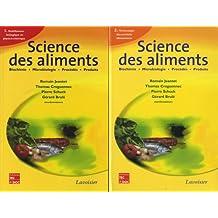 Science des Aliments Biochimie, Microbiologie (2 Vols Insep.)