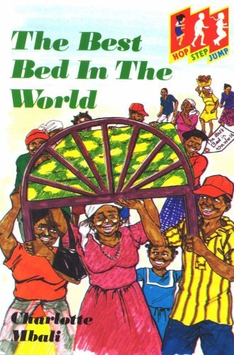 The Best Bed in the World: Level 1 (Hop) (Hop, Step, Jump) by Charlotte Mbali (1995-01-11)