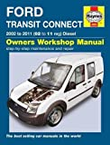 Ford Transit Connect Diesel Service and Repair Manual: 2002 to 2011 (Haynes Service and Repair Manuals) of Storey, M. R. on 05 October 2011