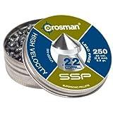Crosman Super Point Lead Free .22-Caliber Pellets, 250 in a Tin