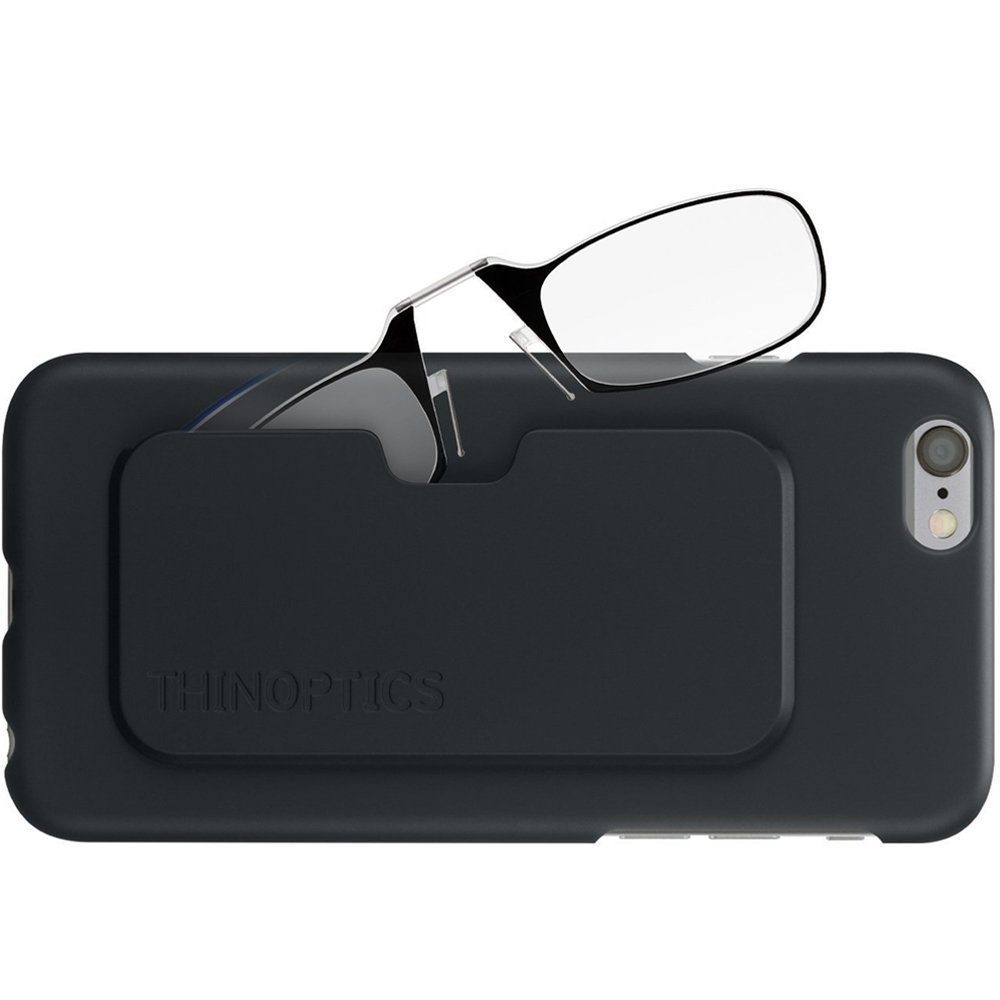 f43b29182ef Amazon.com  ThinOptics Reading Glasses + iPhone 6 Or iPhone 6S Case  Shoes