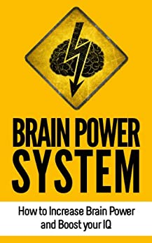 Brain Power System Increase Boost ebook product image