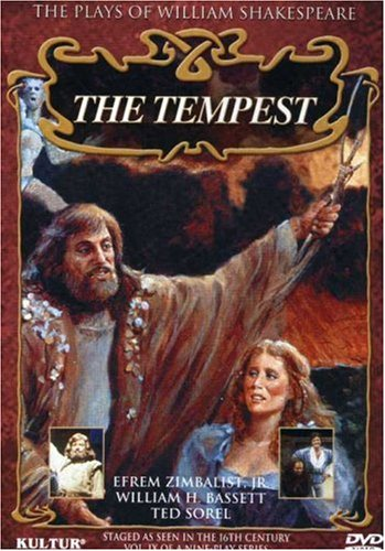 The Plays of William Shakespeare, Vol. 9 - The Tempest by Kultur