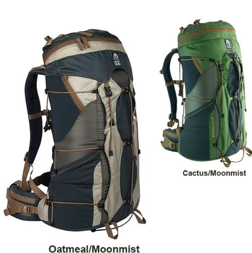Granite Gear Torso Nimbus Trace 62 Pack (Cactus/Moonmist, Short), Outdoor Stuffs