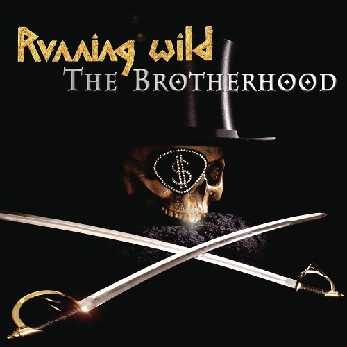 Running Wild: The Brotherhood [Vinyl LP] (Vinyl)