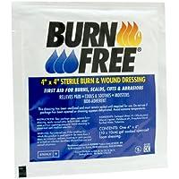 Burn primeros auxilios Vestir 4x4 Burnfree Cada