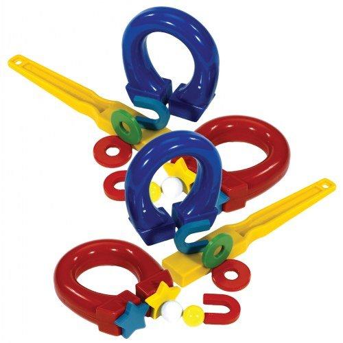 Mighty Magnet Set (22 Piece (Horseshoe Shaped Magnets Set)