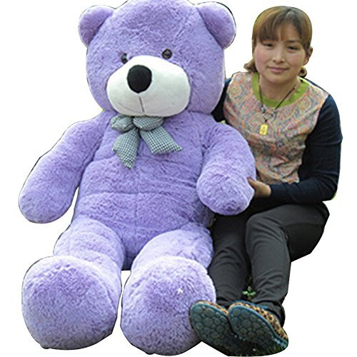 Glantop(TM) Big Cute Bear Toy Doll Gift with Soft Plush Stuffed 100cm 39