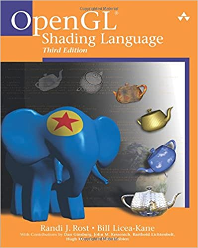 OpenGL Shading Language (3rd Edition)