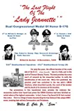 img - for The Last Flight Of The 'Lady Jeannette' book / textbook / text book