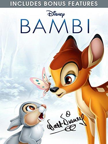 Bambi  1942   With Bonus Content