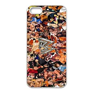 Bustling man Cell Phone Case for iPhone 5S