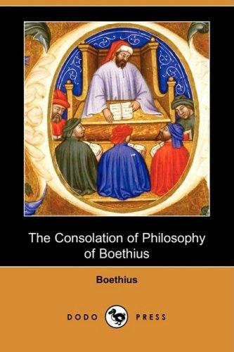 Download The Consolation of Philosophy of Boethius (Dodo Press) ebook