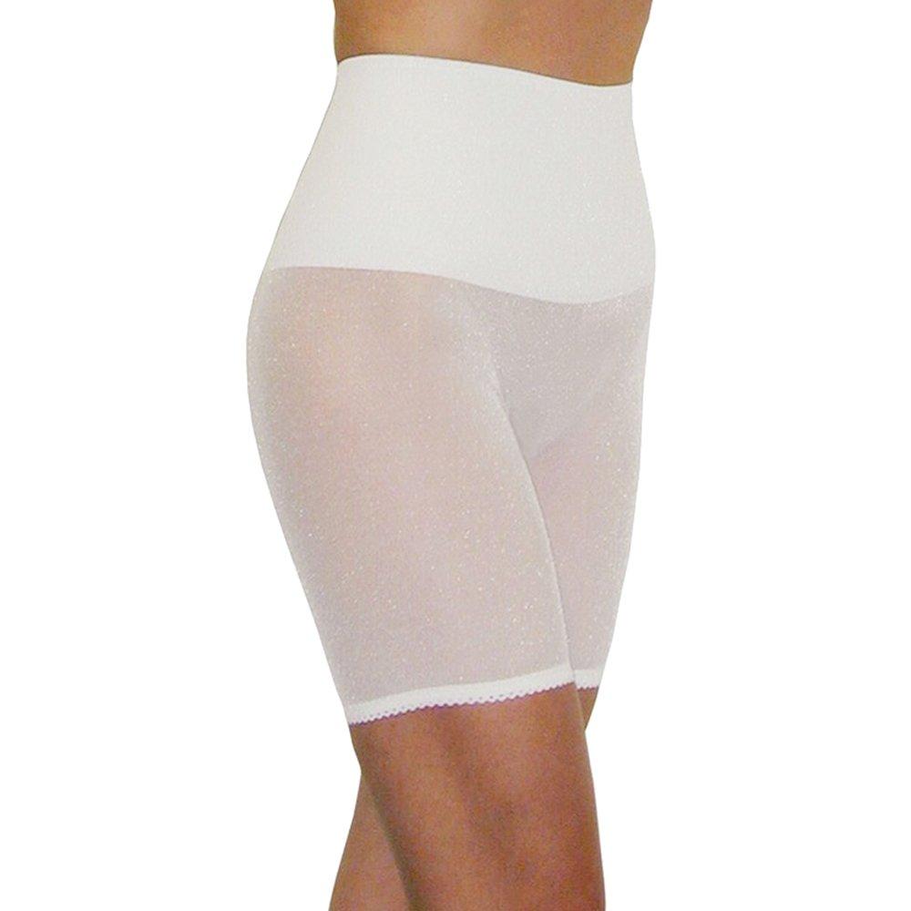 Rago Women's Medium Firm Wide Band Thigh Slimmer Rago Womens Shapewear 9140