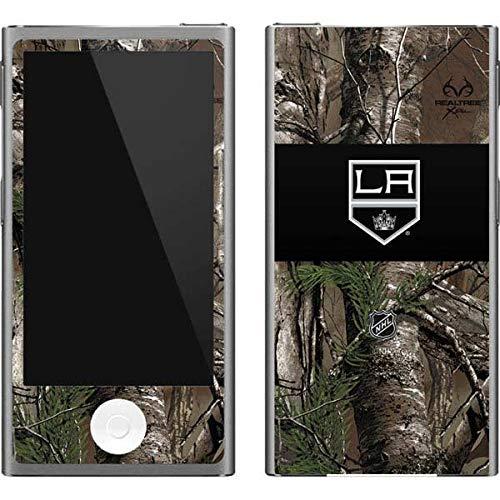 (Skinit NHL Los Angeles Kings iPod Nano (7th Gen&2012) Skin - Los Angeles Kings Realtree Xtra Camo Design - Ultra Thin, Lightweight Vinyl Decal Protection)
