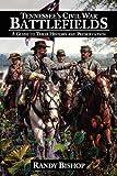 Tennessee's Civil War Battlefields, Randy Bishop, 1425992471