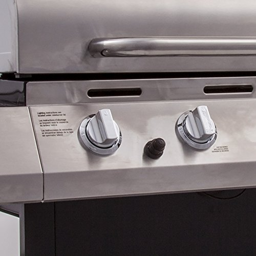 047362343628 - Char-Broil Classic 4-Burner Gas Grill with Side Burner carousel main 3