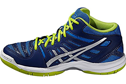 Zapatillass GEL-BEYOND 4 MT GS DIVA BLUE/NEON ORANGE/NAVY 14/15 Asics BLUE/SILVER/LIME