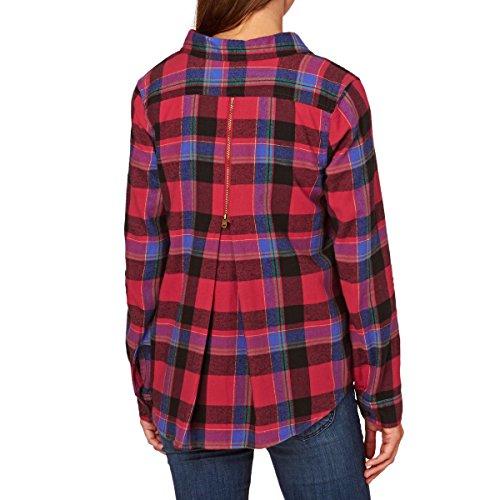 Roxy nbsp; Campay Shirts Shirt Flannel rPIqUr