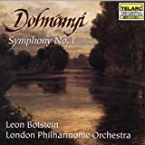 Dohnanyi: Symphony 1 in D Minor, Op. 9