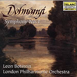 Dohnanyi: Symphony 1 in D Minor, Op. 9