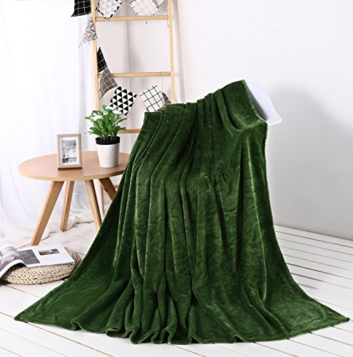 Velvet Chenille Throw - 2