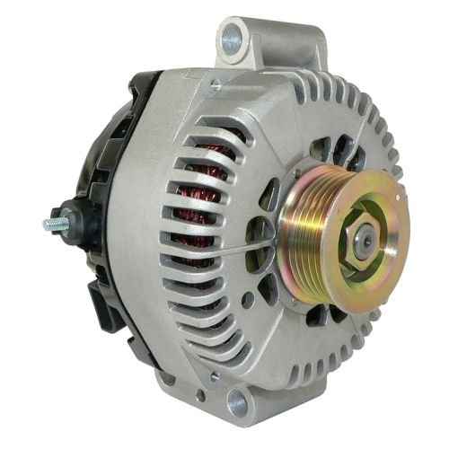 DB Electrical AFD0107 New Alternator For Ford 6.0L 6.0 Diesel F150 F250 F350 Pickup 03 04 05 06 2003 2004 2005 2006, Van 04 05 2004 2005 3C3T-10300-CA 3C3T-10300-CB 3C3Z-10346-CA 400-14079 1-3059-01FD