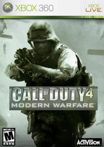 Call of Duty 4: Modern Warfare: Amazon.es: Videojuegos