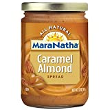 Caramel Almond Butter Spread 12 Ounces (Case of 12)