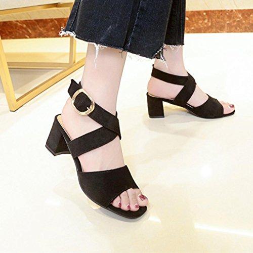 Sunnymi 36 Sandales Noir 5 Femme Pour Eu xgZpBOxq