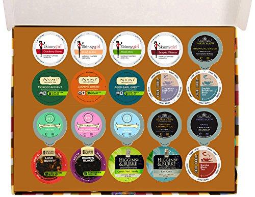 Deluxe Variety Count Keurig Brewers