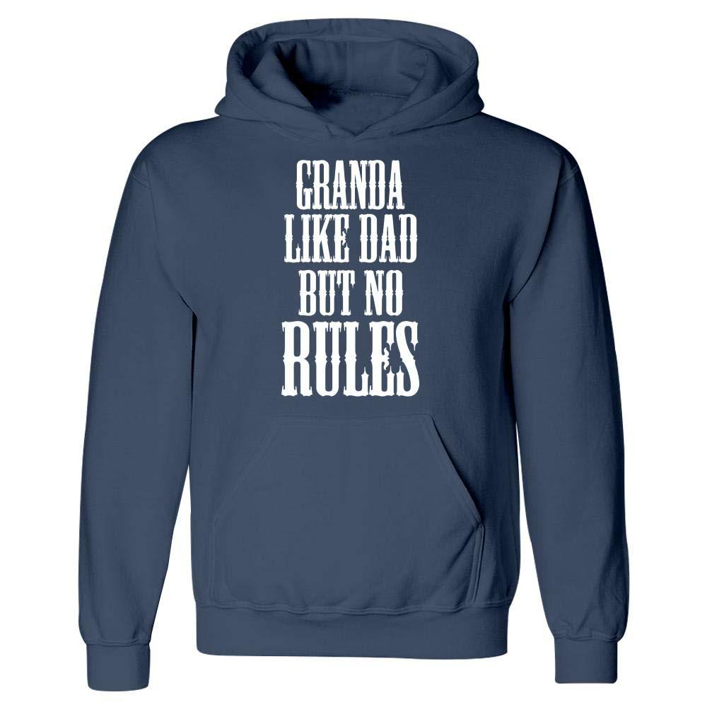 Granda Like Dad But No Rules Hoodie