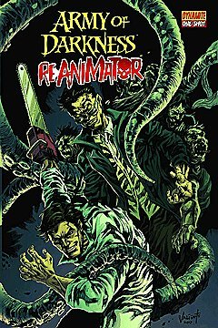 """Download Army of Darkness Reanimator One-Shot  """"Ash is hurled into an American graveyard in the 1920s"""" pdf"""