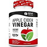 Raw Apple Cider Vinegar Capsules (1950 mg   120 Ct) Potent Detoxifier, Weight Loss, and Metabolism Booster – USA Made Review