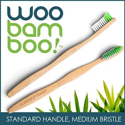 WooBamboo Toothbrush Standard Handle Medium Parent